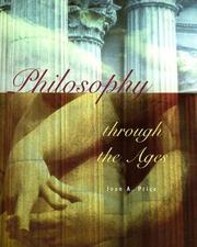 Cover of: Philosophy through the ages