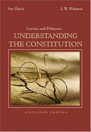 Cover of: Understanding the constitution