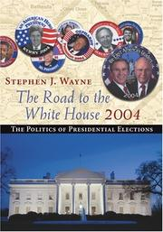 Cover of: The Road to the White House 2004