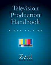 Cover of: Television production handbook | Herbert Zettl