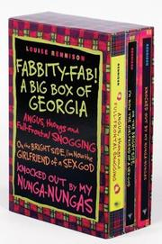 Cover of: Fabbity-Fab! A Big Box of Georgia (Confessions of Georgia Nicolson)