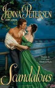 Cover of: Scandalous (Avon Romance) | Jenna Petersen