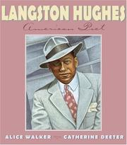 Cover of: Langston Hughes | Alice Walker