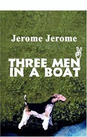 Cover of: Drie man in een boot