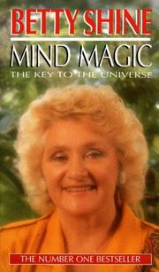 Cover of: Mind Magic | Betty Shine