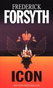 Cover of: Icon (Cdn.Edition) | Frederick Forsyth