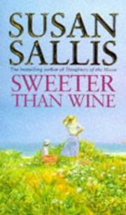 Cover of: Sweeter Than Wine | Susan Sallis