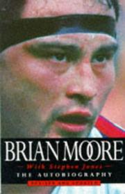 Cover of: Brian Moore Autobiography