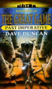 Cover of: Past Imperative
