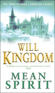 Cover of: Mean Spirit | Will Kingdom