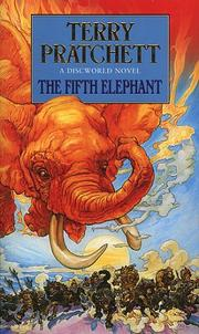 Cover of: The fifth elephant | Terry Pratchett