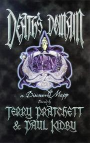 Cover of: Death's Domain: A Discworld Map (Discworld Series)
