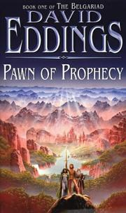 Cover of: Pawn of Prophecy (Belgariad)