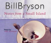 Cover of: Notes from a Small Island