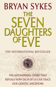 Cover of: The Seven Daughters of Eve
