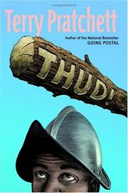Cover of: Thud!