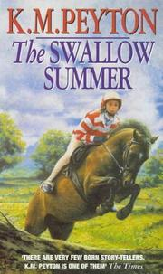 Cover of: The Swallow Summer (High Horse)