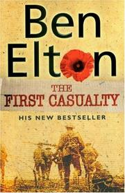 Cover of: The First Casualty