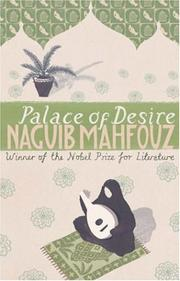 Cover of: Palace of Desire