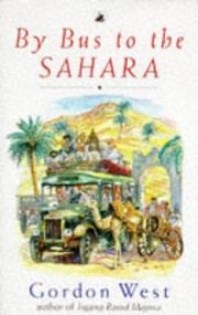 Cover of: By bus to the Sahara
