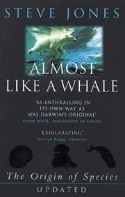Cover of: Almost Like a Whale