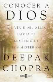 Cover of: Conocer a Dios