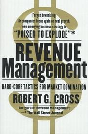 Cover of: Revenue Management