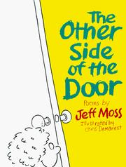 Cover of: other side of the door | Jeffrey Moss