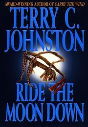 Cover of: Ride the Moon Down