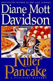 Cover of: Killer Pancake: A Culinary Mystery