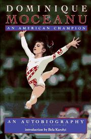 Cover of: Dominique Moceanu : An American Champion