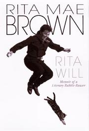 Cover of: Rita Will: memoir of a literary rabble-rouser