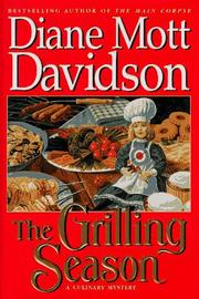 Cover of: The Grilling Season  (Goldy Bear Culinary Mystery #7)