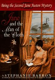 Cover of: Jane and the man of the cloth | Barron, Stephanie