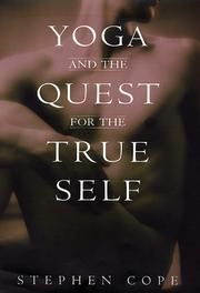 Cover of: Yoga and the quest for the true self