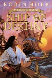Cover of: Ship of destiny