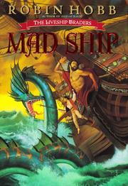 Cover of: Mad Ship (The Liveship Traders, Book 2)