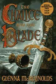 The chalice and the blade by Glenna McReynolds