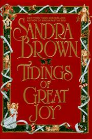 Cover of: Tidings of great joy