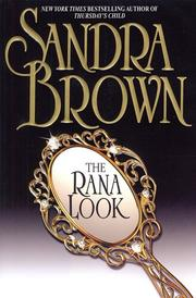 Cover of: The Rana look | Sandra Brown