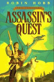 Cover of: Assassin's quest