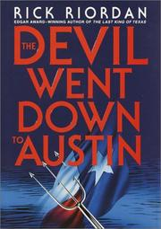 Cover of: The devil went down to Austin