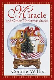 Cover of: Miracle, and other Christmas stories