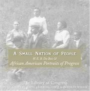 Cover of: A Small Nation of People | David Levering Lewis