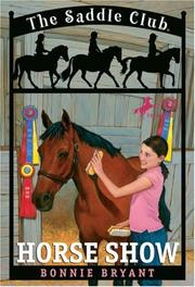 Cover of: Horse show