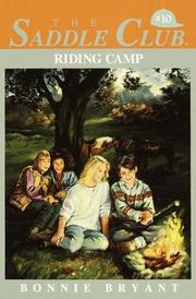 Cover of: Riding Camp