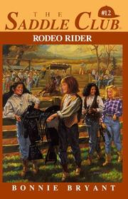 Cover of: Rodeo Rider