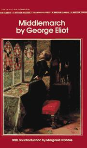 Cover of: Middlemarch (Bantam Classics) | George Eliot