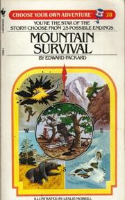 Cover of: Cya 28:Mountain Survival