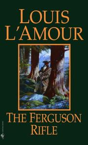 Cover of: The Ferguson Rifle